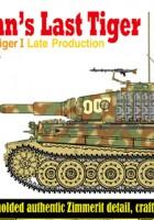 Wittmann's Last Tiger Befehlspanzer Tiger I - DRAGON 6610