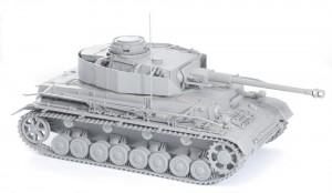 Pz.Kpfw 을.IV Ausf.G-드래곤 6594