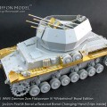 "Flakpanzer IV ""Wirbelwind"" Royal Edition - GRIFFON MODEL S-BPL35006"