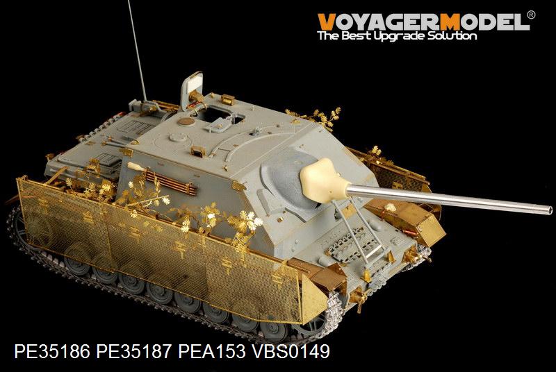 Tyske jagdpanzer IV/70(A) – VOYAGER MODEL PE35186