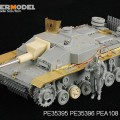 Duitse StuG.III Ausf.F8 spatborden Set - VOYAGER PE35396