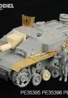Tysk StuG.III Ausf.F8 fender Set - VOYAGER PE35396
