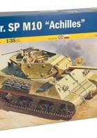 M10 Αχιλλέα Tank Destroyer - ITALERI 6485