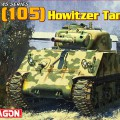 M4 (105) Haubits Tank – DRAGON 6548