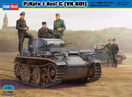 PzKpfw én Ausf C (VK 601) - HOBBI FŐNÖK 82431