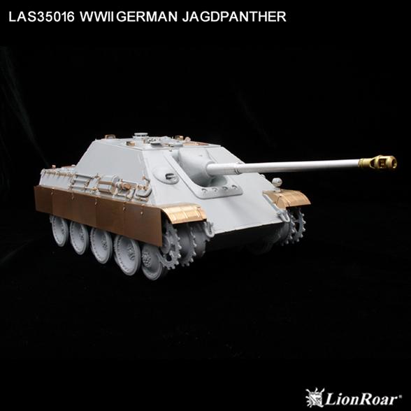 Conjunto para alemão JAGDPANTHER - LionRoar LAS35016