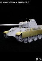 Set for German Panther G - LIONROAR LAS35015