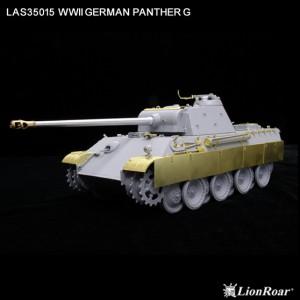 Conjunto para alemão Panther G - LIONROAR LAS35015