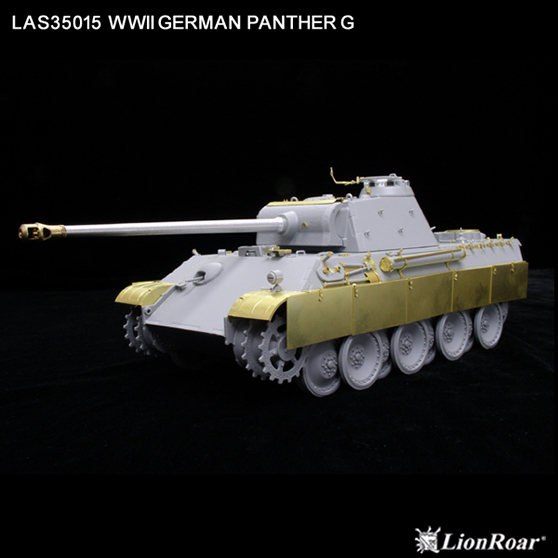 Set for German Panther G - LIONROAR LAS35015