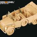 Kit tyske Steyr 1500A/01 - VOYAGER-MODELLEN PE35390