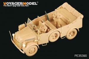 Set Deutsche Steyr 1500A/01 - VOYAGER MODELL PE35390