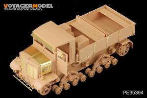 Nastaviť ruskej Voroshilovets Traktor - VOYAGERMODEL PE35394