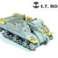 Set US M7 Priest Mid Prod - E. T. MODEL Е35-052