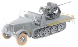 SD.КФЗ.7/2 3.7 cm FlaK 36-дракон 6541