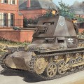 Panzerjager I 4,7 cm PaK(t) en Début de Production - DRAGON 6258