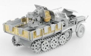 Sd.Bil.10/5 päls 2 cm FlaK 38, DRAGON 6676