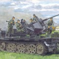 Sd.Automobilis.7/2 3.7 cm FlaK 36 - DRAGON 6541