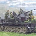 Sd.De l'automobile.7/2 3.7 cm FlaK 36 - DRAGON 6541