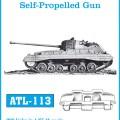 Archer Self-Propelled Gun - FRIULMODEL ATL-113