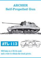 Archer selvgående Pistol - FRIULMODEL ATL-113