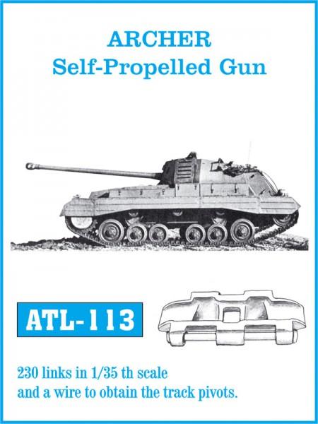 Archer Self-Propelled Gun - FRIULMODEL ATL 113