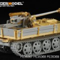 German 75mm PaK 40/4 на Steyr RSO basic VOYAGER MODEL PE35367