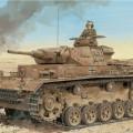 Pz.Kpfw.III (5cm) Ausf.H Sd.Auto.141 Neskoro Výroba - DRAGON 6642