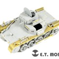 WWII German Pz.Kpfw.I Ausf.A Basic - E. T. MODEL ET35-072