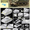 1/35 M4A3(75)W - ETO DRAGON 6698