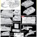 Бисон II 15cm s.ИГ 33 auf Пз.Кпфв.II - ЗМАЈ 6440