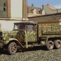 Henschel 33D1 druhej svetovej VOJNY nemecká Armáda Truck - ICM 35466