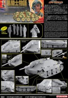 Jagdpanzer 38 Mid Production-CYBER-HOBBY 6661