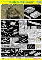 Pz.Kpfw.IV Ausf.H Mid-Production - DRAGON 6526