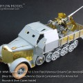 Sd.Automóvil.7/2 3.7 cm Flak37 Royal Edition - GRIFFON MODEL S BPL35008