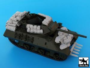 US M10 accessories set - BLACK DOG 35046