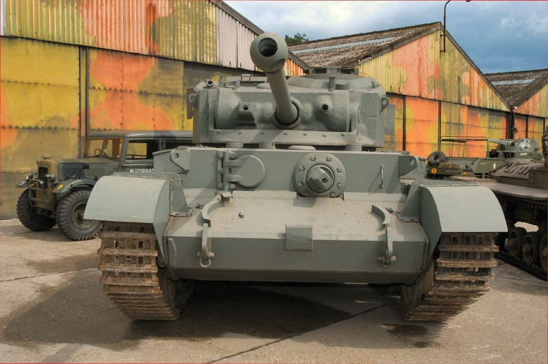 A34 Comet 17pdr Cruiser Tank - Walk Around