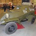 BA-64B Páncélozott Autó - Sétálni