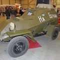 BA-64辆装甲车-走