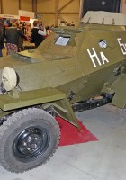 BA-64 Armored Car - Walk Around