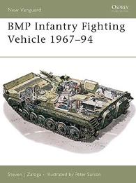 BMP Infanteri Køretøj 1967-94 - NYE VANGUARD 12
