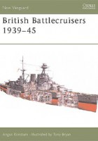 British Battlecruisers 1939-45 - NEW VANGUARD 88