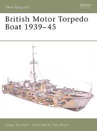 British Motor Torpedo Boat 1939-45 - NUOVA AVANGUARDIA 74