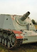 Brummbar - Sturmpanzer IV - Sd.Kfz.166 - Chodiť