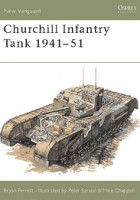 Churchill Infanteri Tank 1941-51 - NYA VANGUARD 04