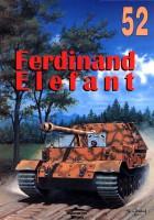 Ferdinand - Slon - sdkfz.184 - Wydawnictwo Militaria 052