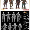 "Figurines set ""March to the West"" Western Front 1940 - DRAGON 6703"
