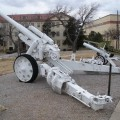 German 150mm s.F.H.18 Howitzer - Walk Around