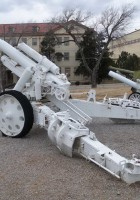 Italian 150mm s. F. H. 18 Howitzer - Walk Around