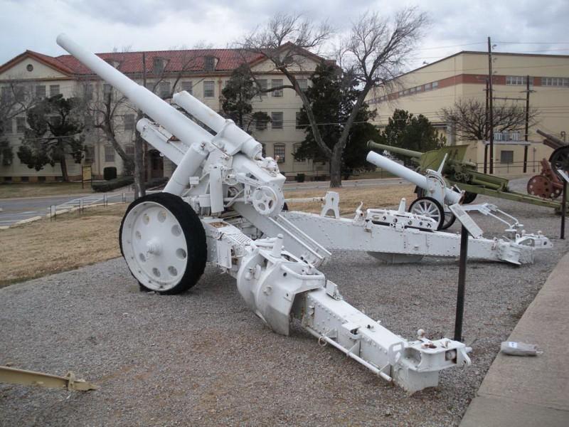 Italian 150mm s. F. H. 18 Howitzer - Walk Around