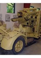 Německé 88mm FLAK 36 - Walk a Okolí